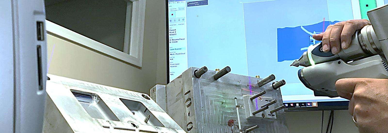 3D Scanning + | Stream-Lion Design